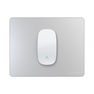 Satechi Aluminum MousePad | SILVER | podkładka do Magic Mouse 2