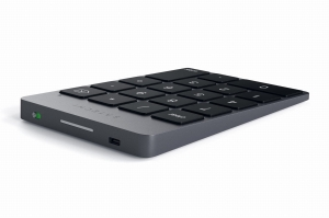 SATECHI ALUMINUM BLUETOOTH KEYPAD Space Gray | klawiatura numeryczna | MacBook / iMac
