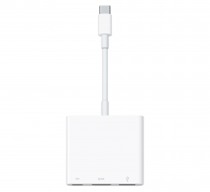 Apple USB-C Digital AV Multiport Adapter 4K