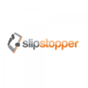 Slip Stopper gel sticker Black | iPhone 4S / 4