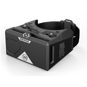 MERGE VR Goggles moon Grey + Cube | HOLOGRAM
