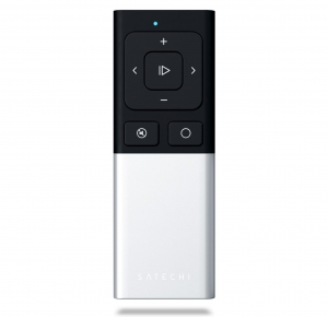 SATECHI ALUMINUM WIRELESS REMOTE CONTROL Silver | iMac