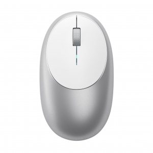 SATECHI M1 Wireless Mouse | Silver