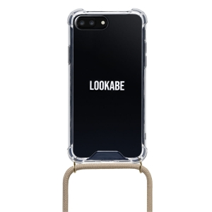 LOOKABE Crossbody Phone Case Nude | iPhone Xr