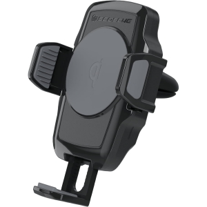 Scosche Wireless Fast Charging Universal Vent Mount Qi