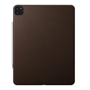 "NOMAD Rugged Case iPad Pro 12.9"" (4 Gen) Rustic Brown Leather"