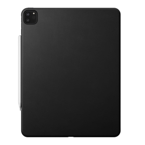 "NOMAD Rugged Case iPad Pro 12.9"" (4 Gen) Black Leather"