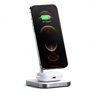 SATECHI Magnetic Wireless Charging Stand