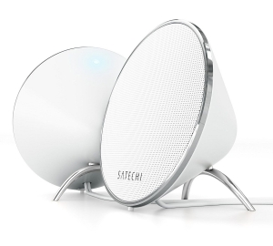 SATECHI DUAL SONIC SPEAKERS White | iMac