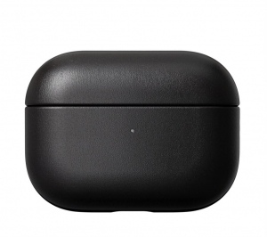 NOMAD Rugged Case for AirPods Pro Black Leather