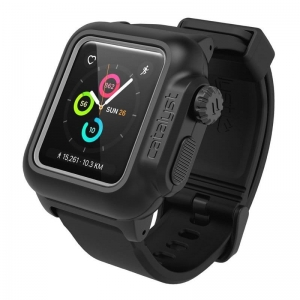 CATALYST CASE FOR 38MM APPLE WATCH SERIES 2 (Stealth Black)