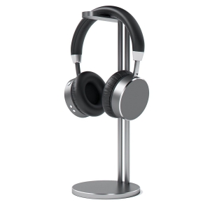 SATECHI ALUMINUM SLIM HEADPHONE STAND | Space Gray