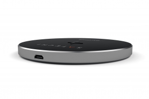 SATECHI Aluminum Wireless Charger Space Gray