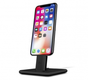 TWELVE SOUTH HiRISE 2 DELUXE DOCK BLACK | iPhone Xs / Xs Max / Xr / X