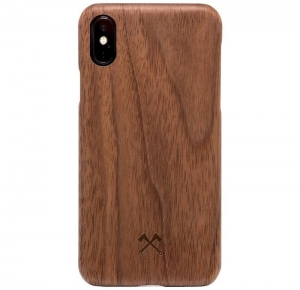 WOODCESSORIES ECOCASE CEVLAR WALNUT WOOD | iPhone Xs