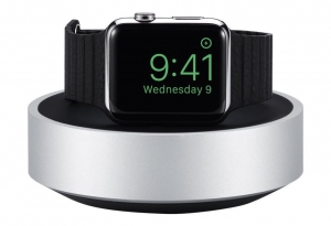 ALUMINIOWY JUST MOBILE HOVER DOCK | Apple Watch Series 4
