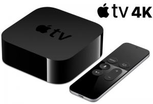 Apple TV 4K 64 GB AirPlay